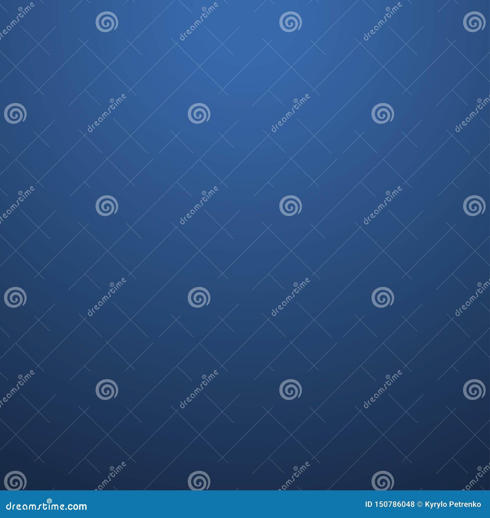 Kreatywnie błękitnego abstrakta tła odgórnego światła gładki wektor