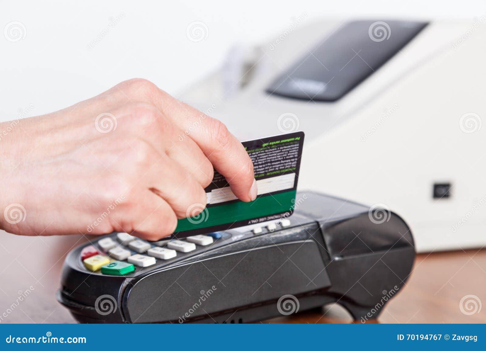 Kreditkortbetalning, köp och försäljningsprodukt och tjänst
