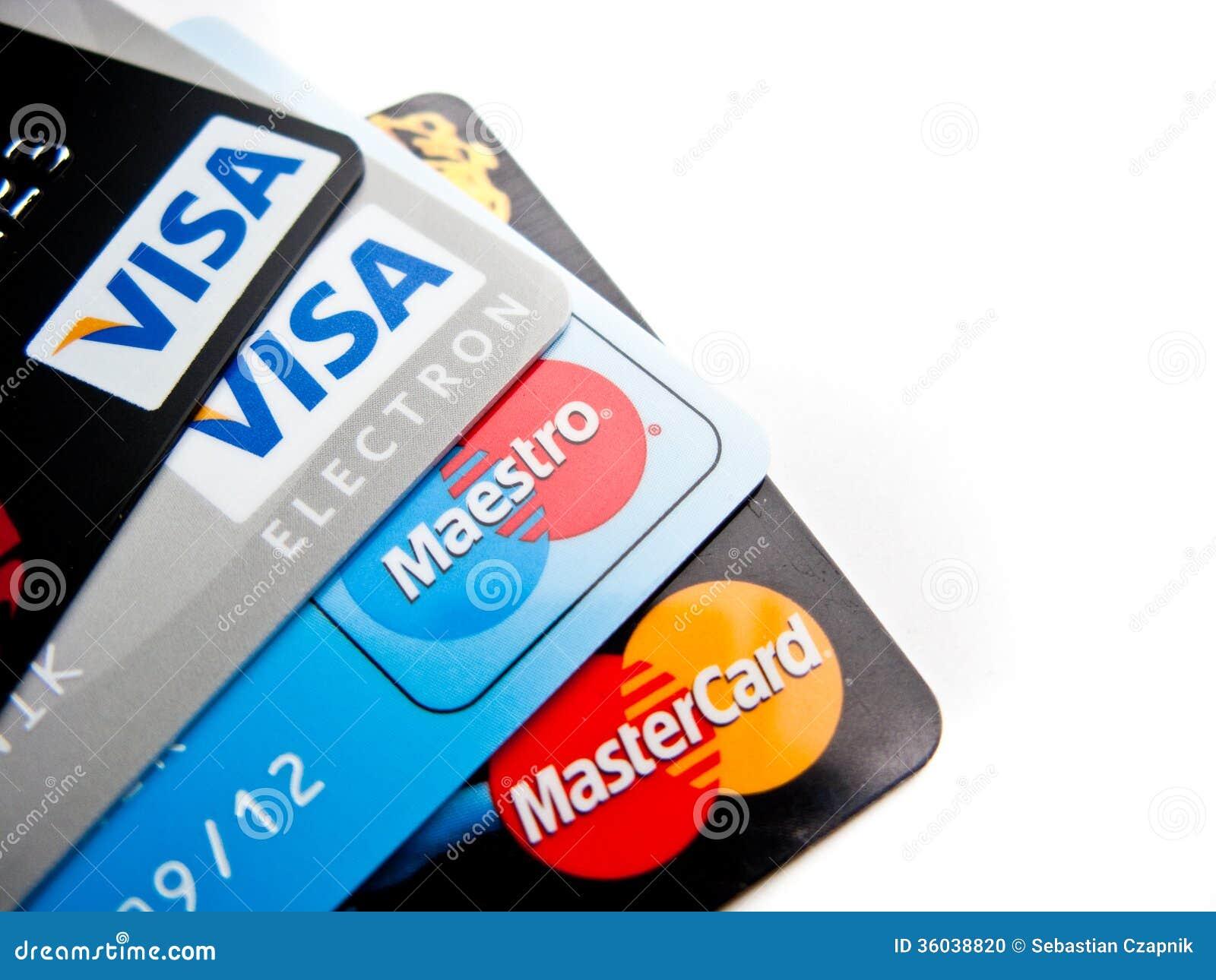Kredytowe karty wyborowe