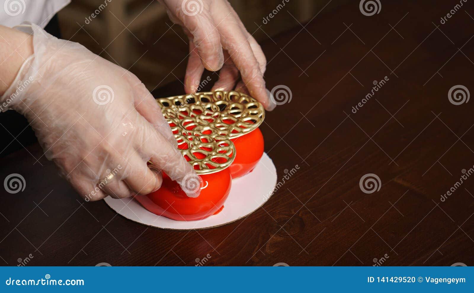 Kremeis-Kuchen Festliches Backen