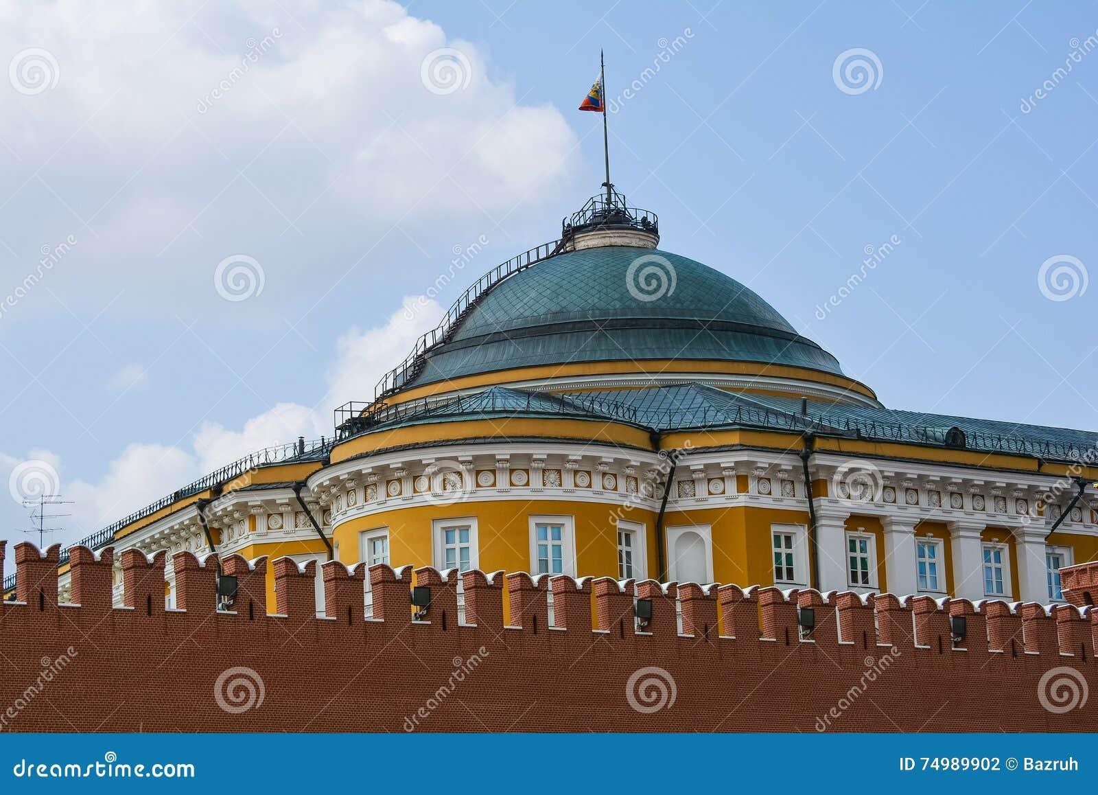 Kremlevky wall