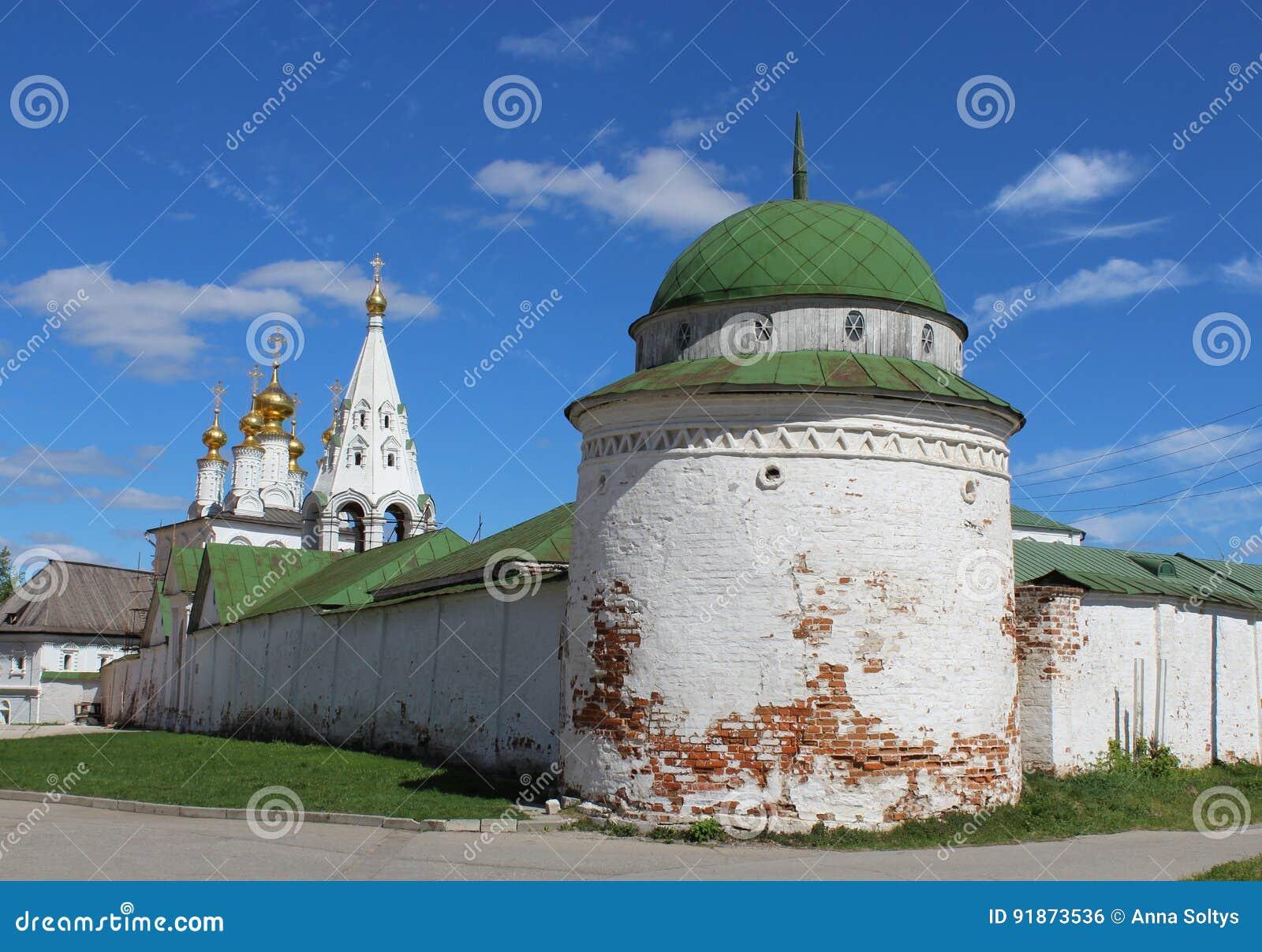 Kremlin ryazan Ryssland