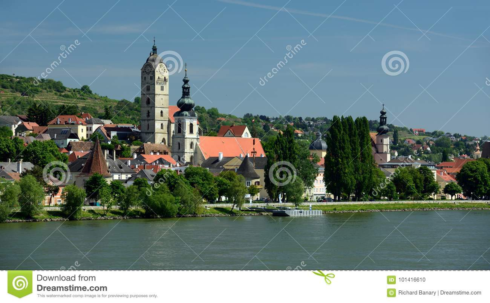 Krems um der Donau, Wachau, Áustria