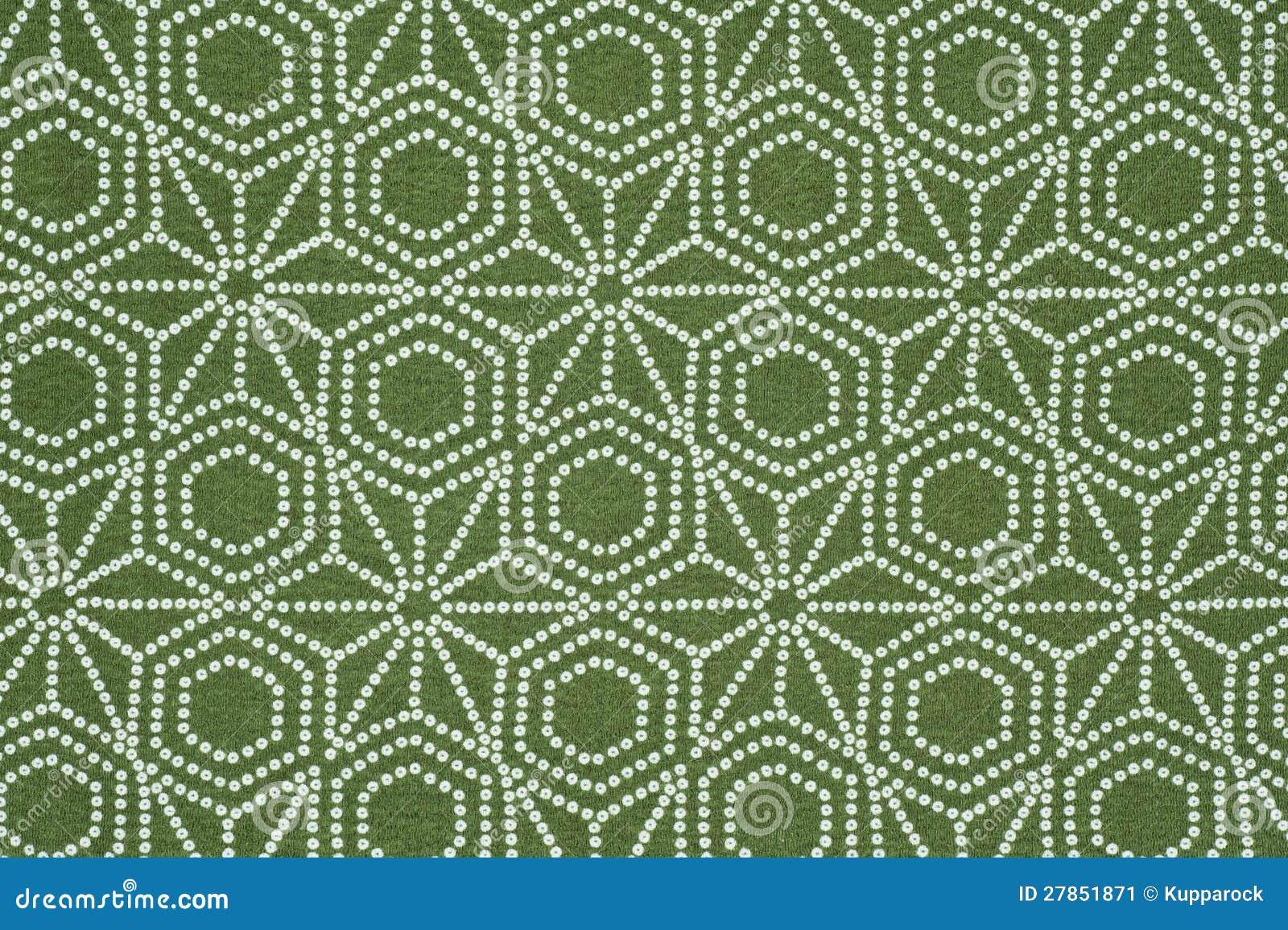 Krepdeszynowa tkanina