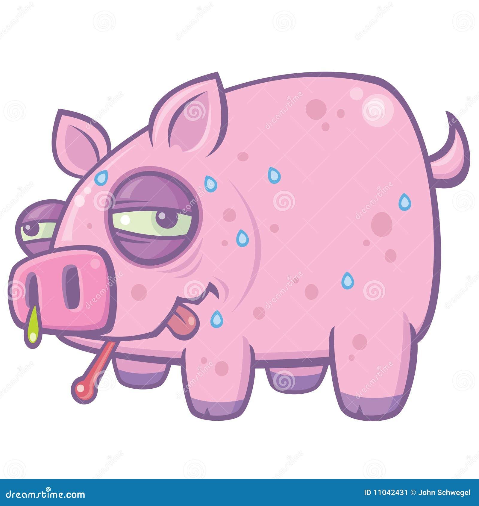 Kreskówek chlewnie grypowe świniowate