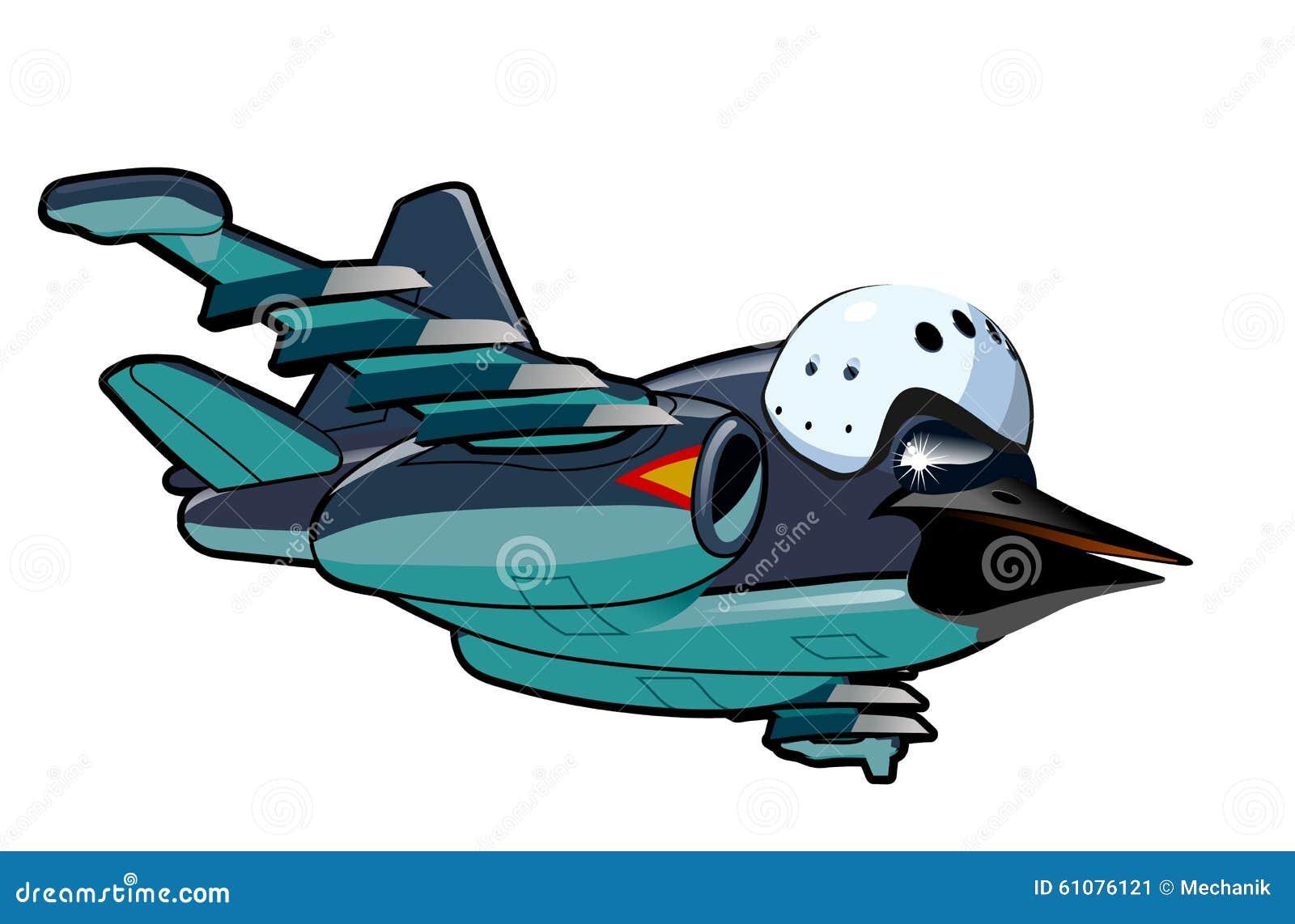 Kreskówka Jetbird 2