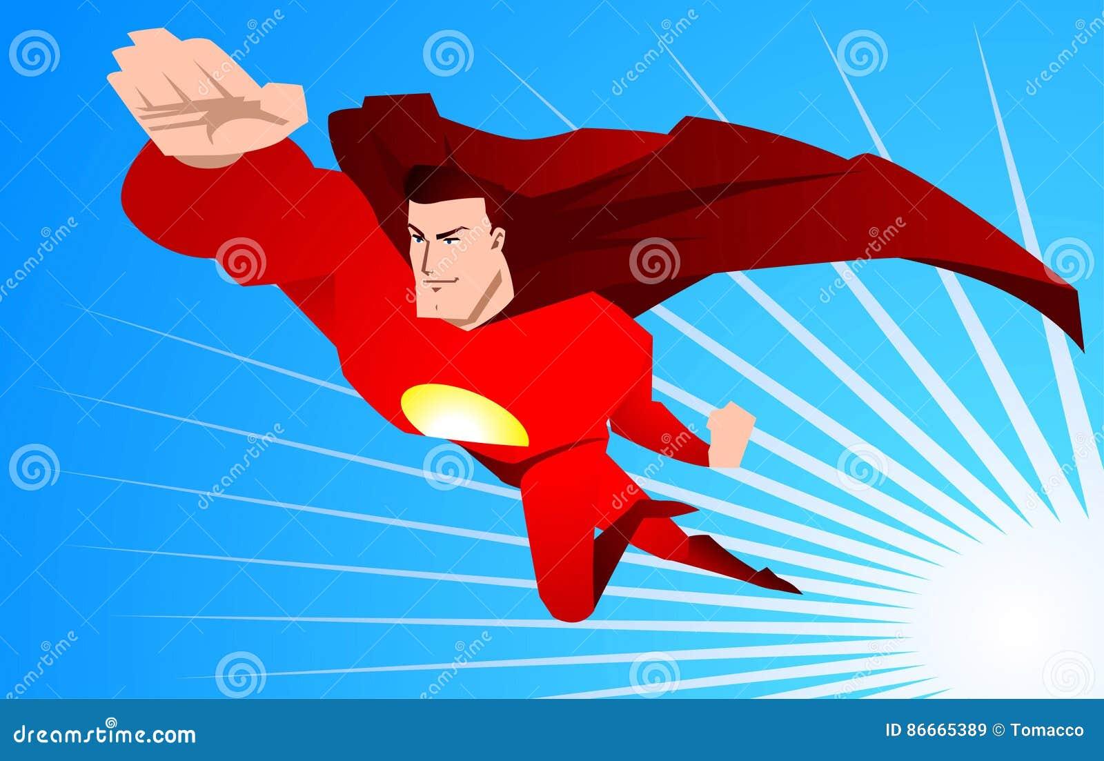 Kreskówka Super bohater ratunek
