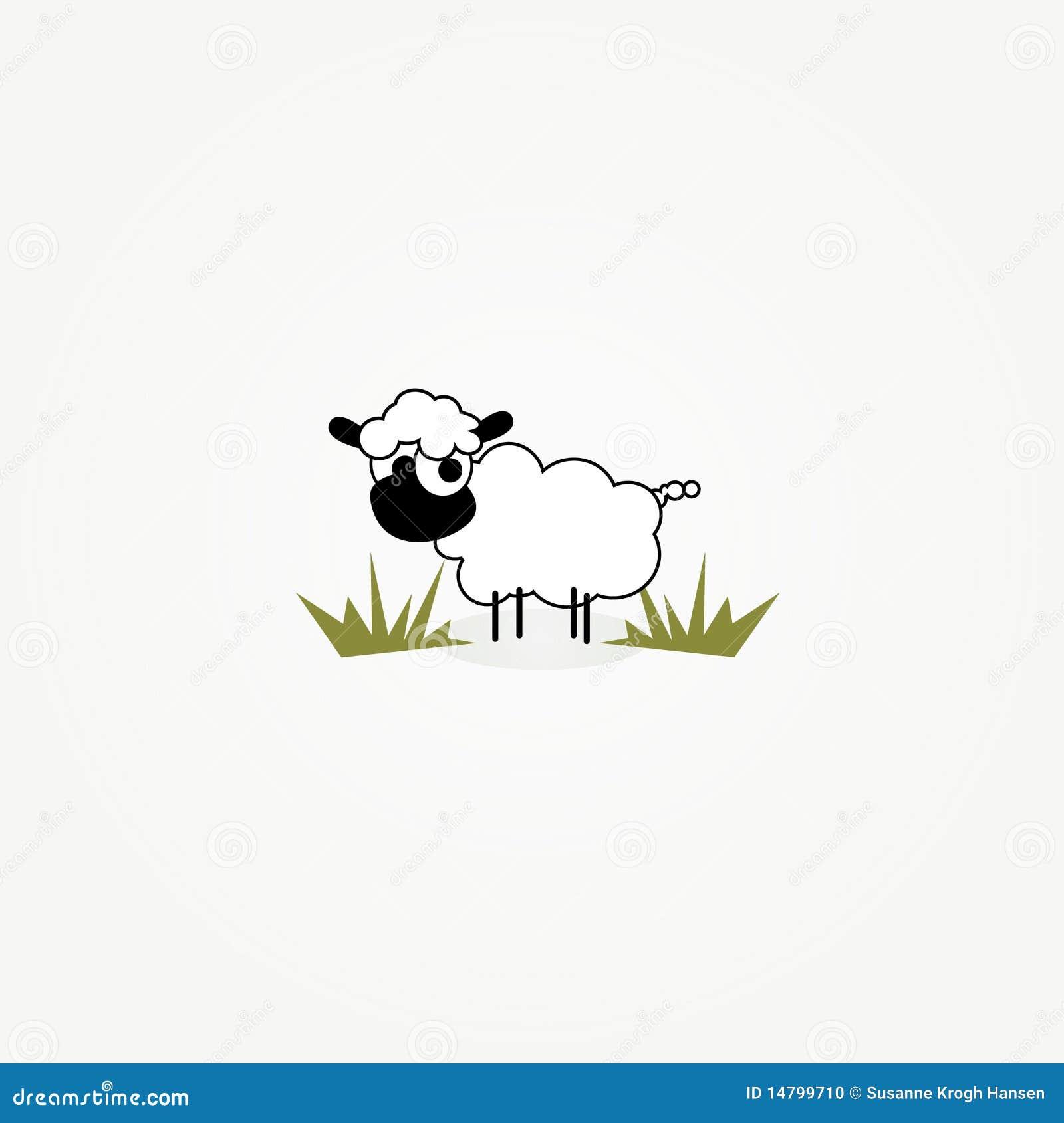 Kreskówki trawy łaty cakle