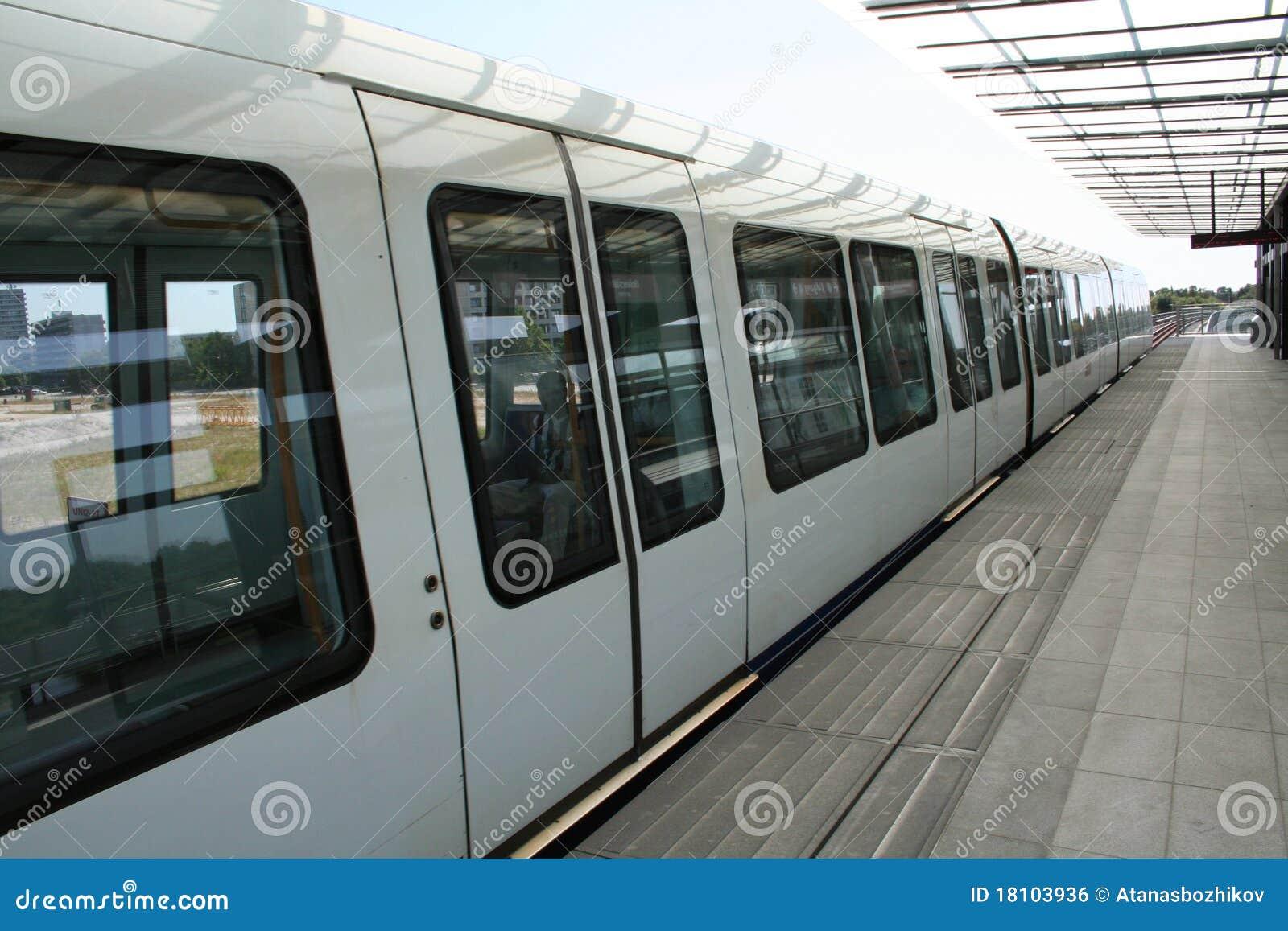 Kreskowy Copenhagen metro