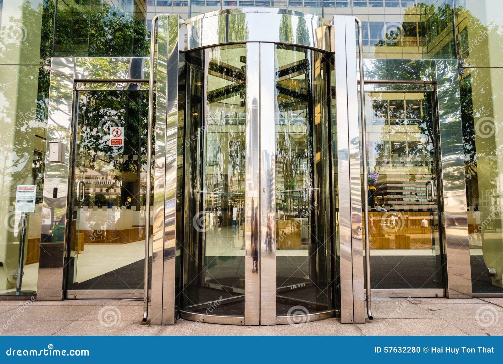 Kretsa dörren
