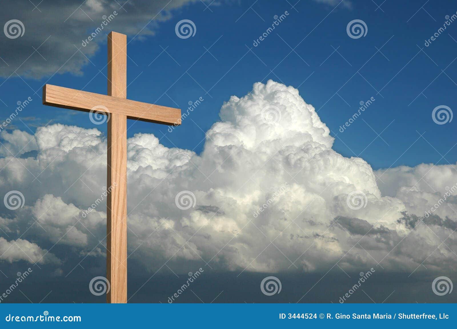 Kreuz und Himmel