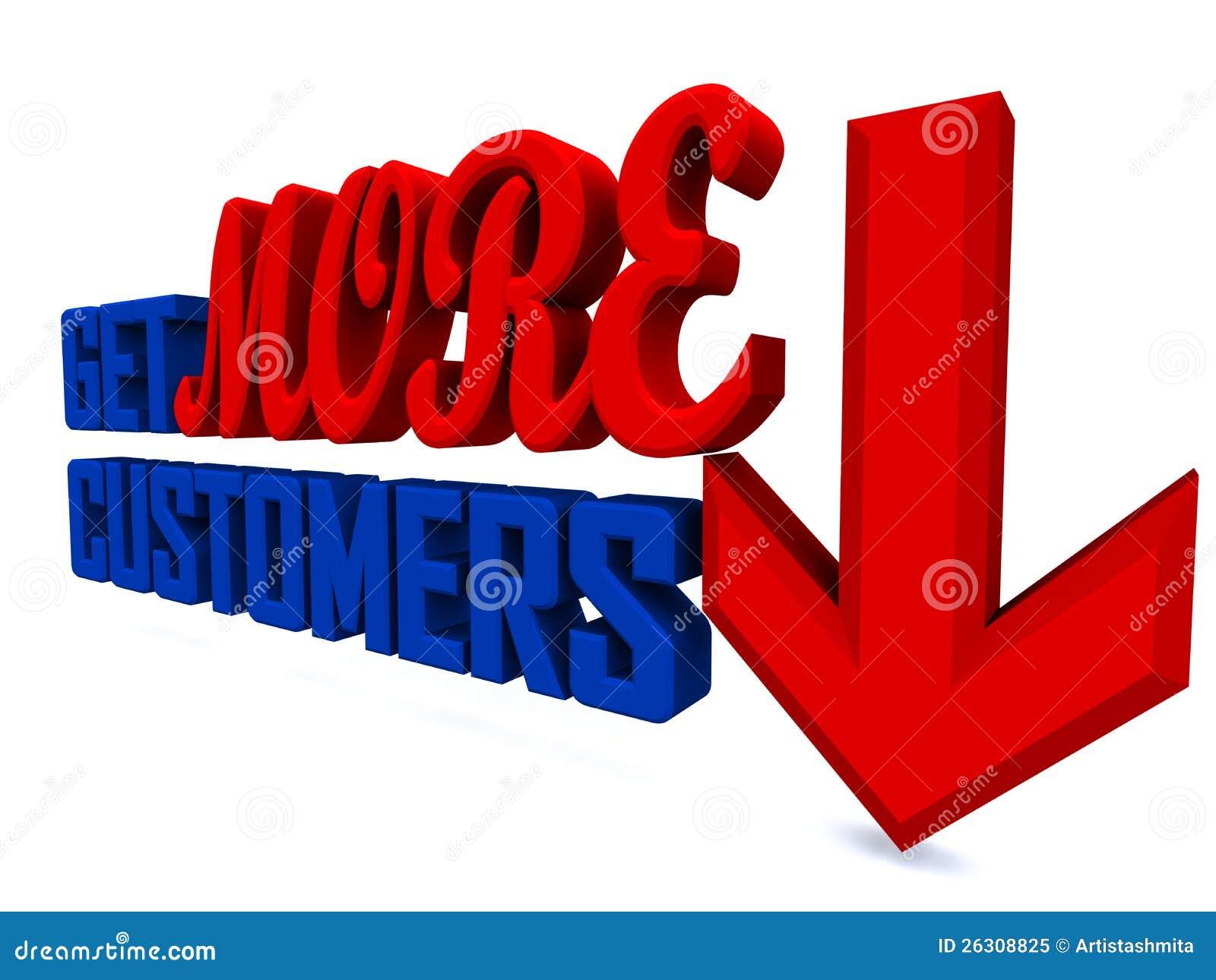 Krijg meer klanten