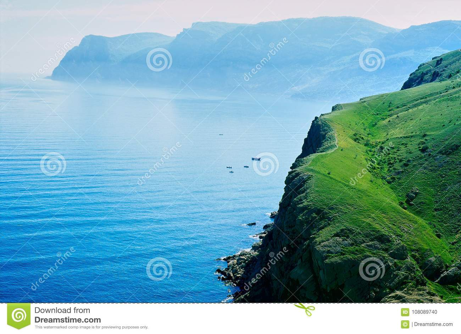 Krimean wybrzeże, Krimea