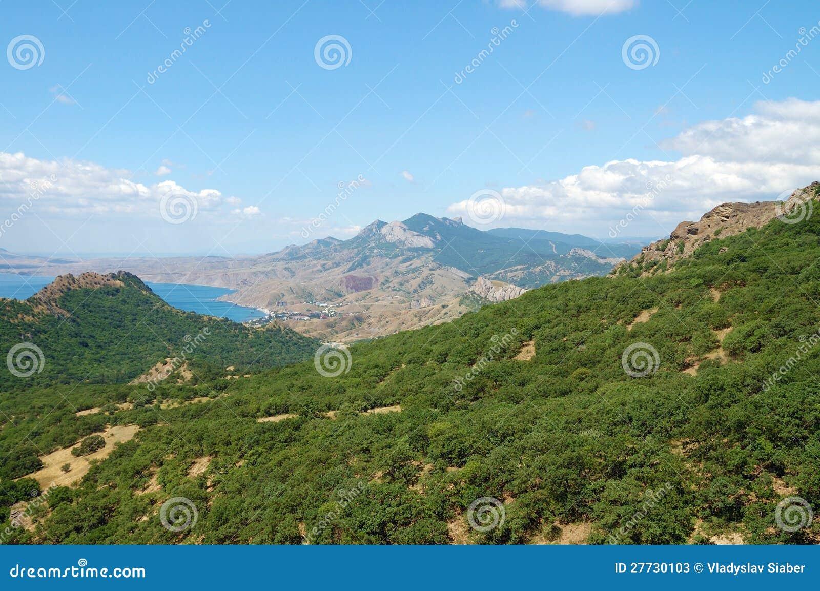 Krimgebirgslandschaft