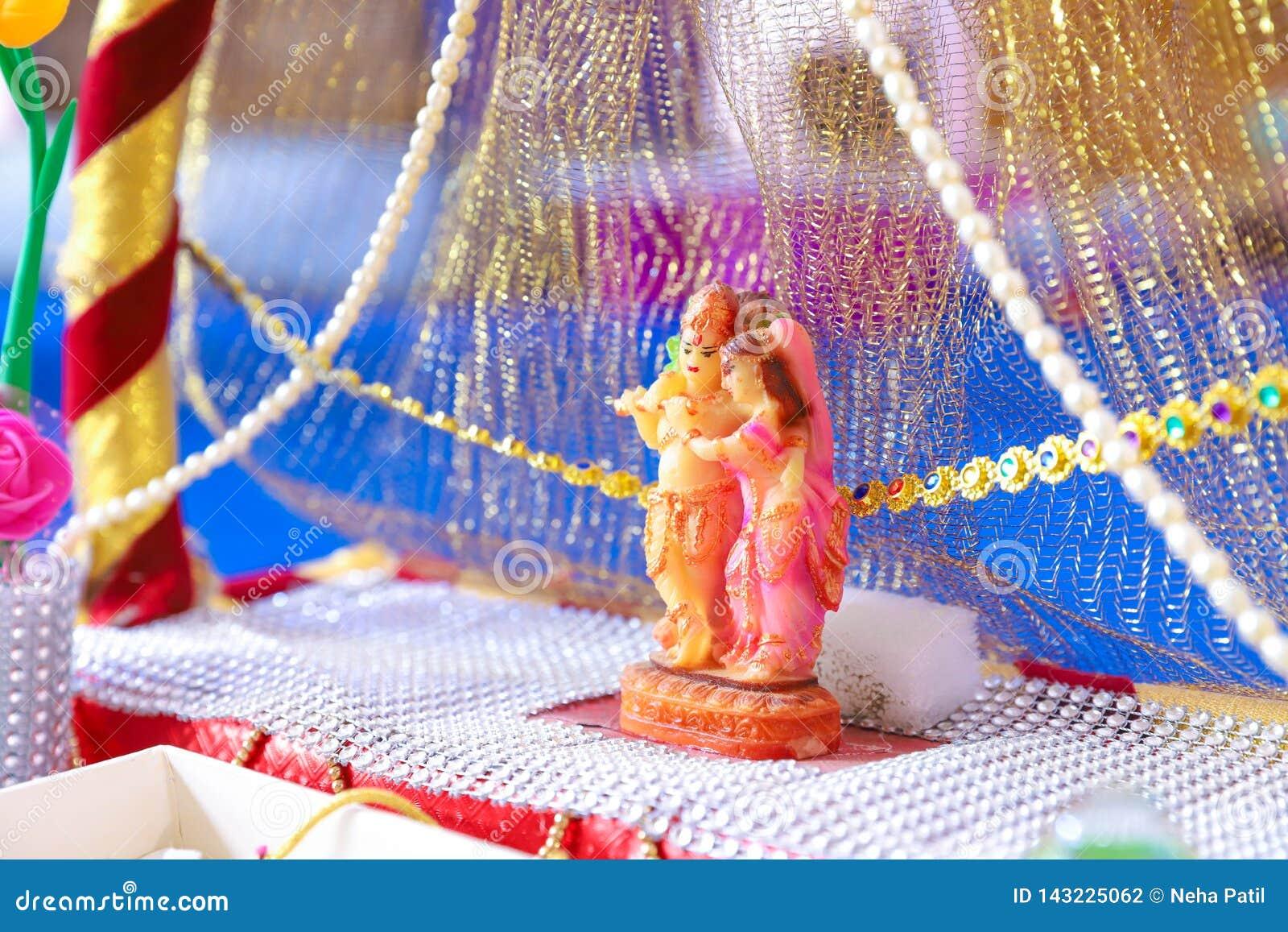Лорд Radha Krishna