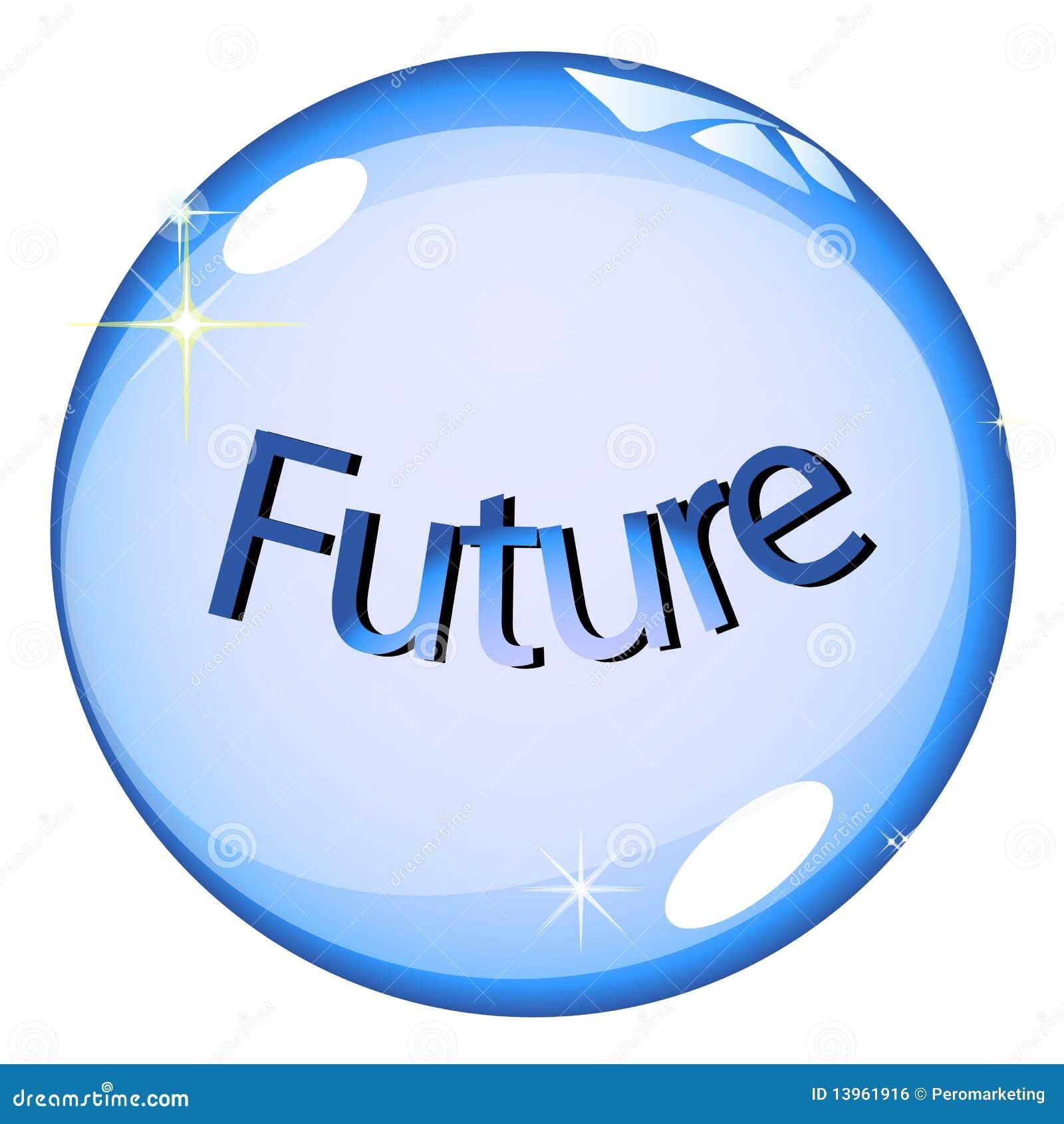 Kristallkugel Zukunft