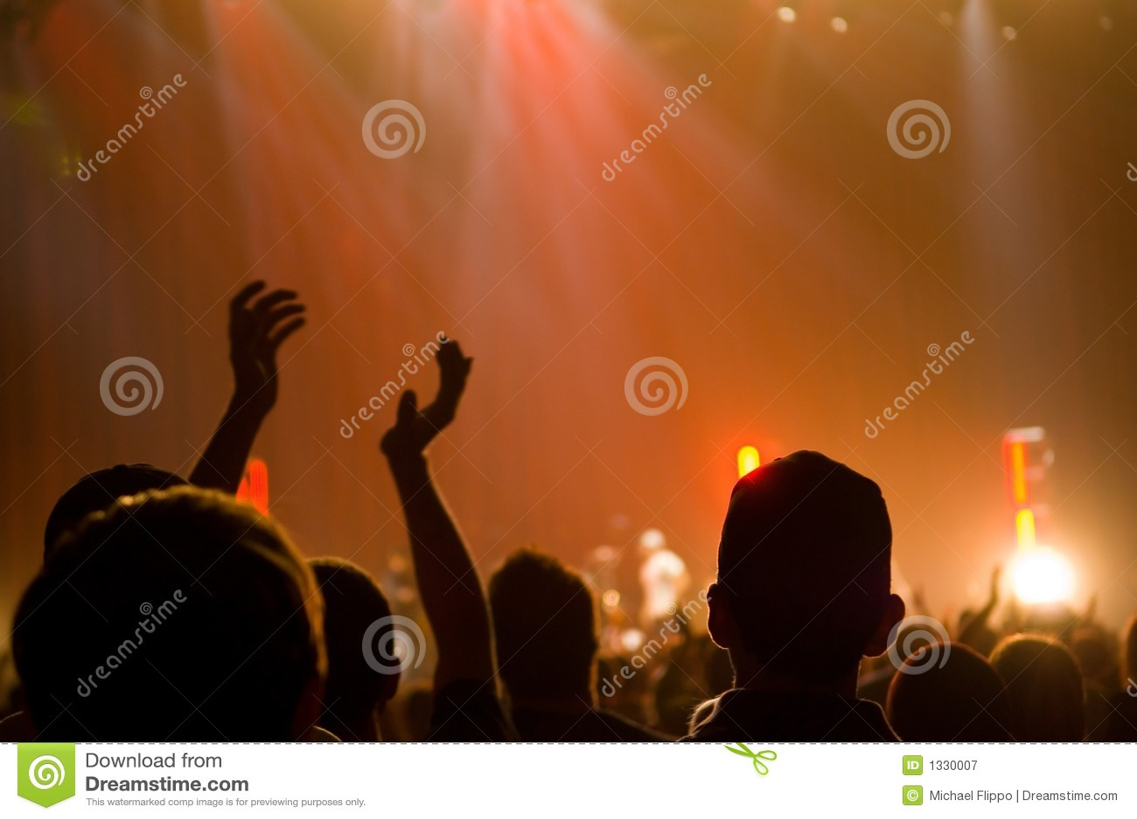 Kristen applådera konsertmusikal