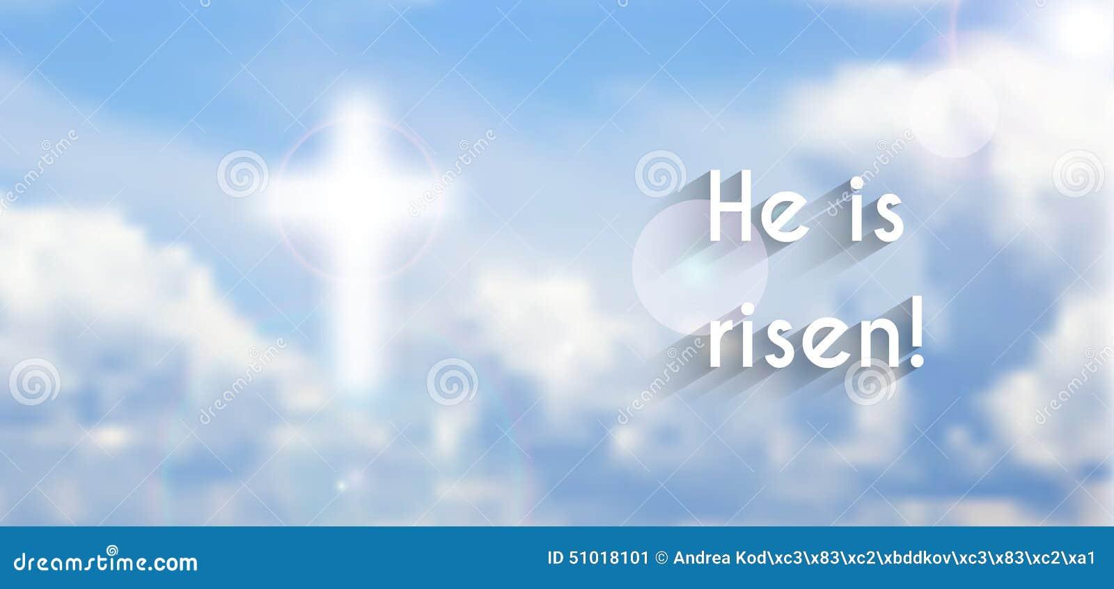 Kristen bevekelsegrund för påsk, uppståndelse