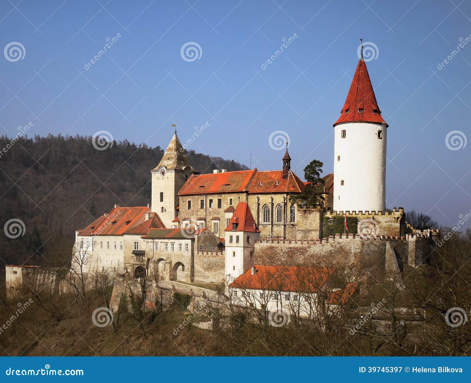 Krivoklat slott