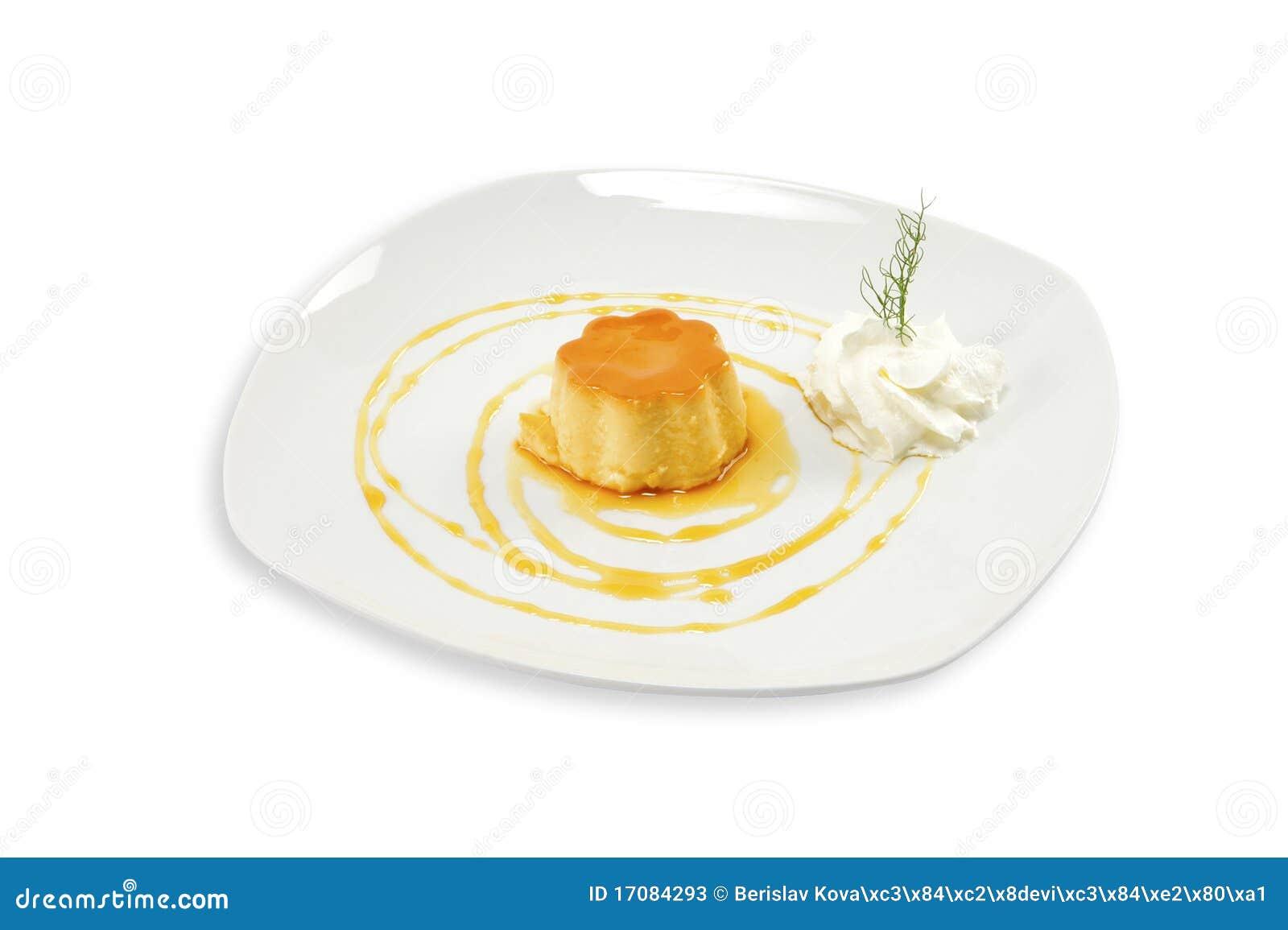 Kroatien-Kuchen Rozata