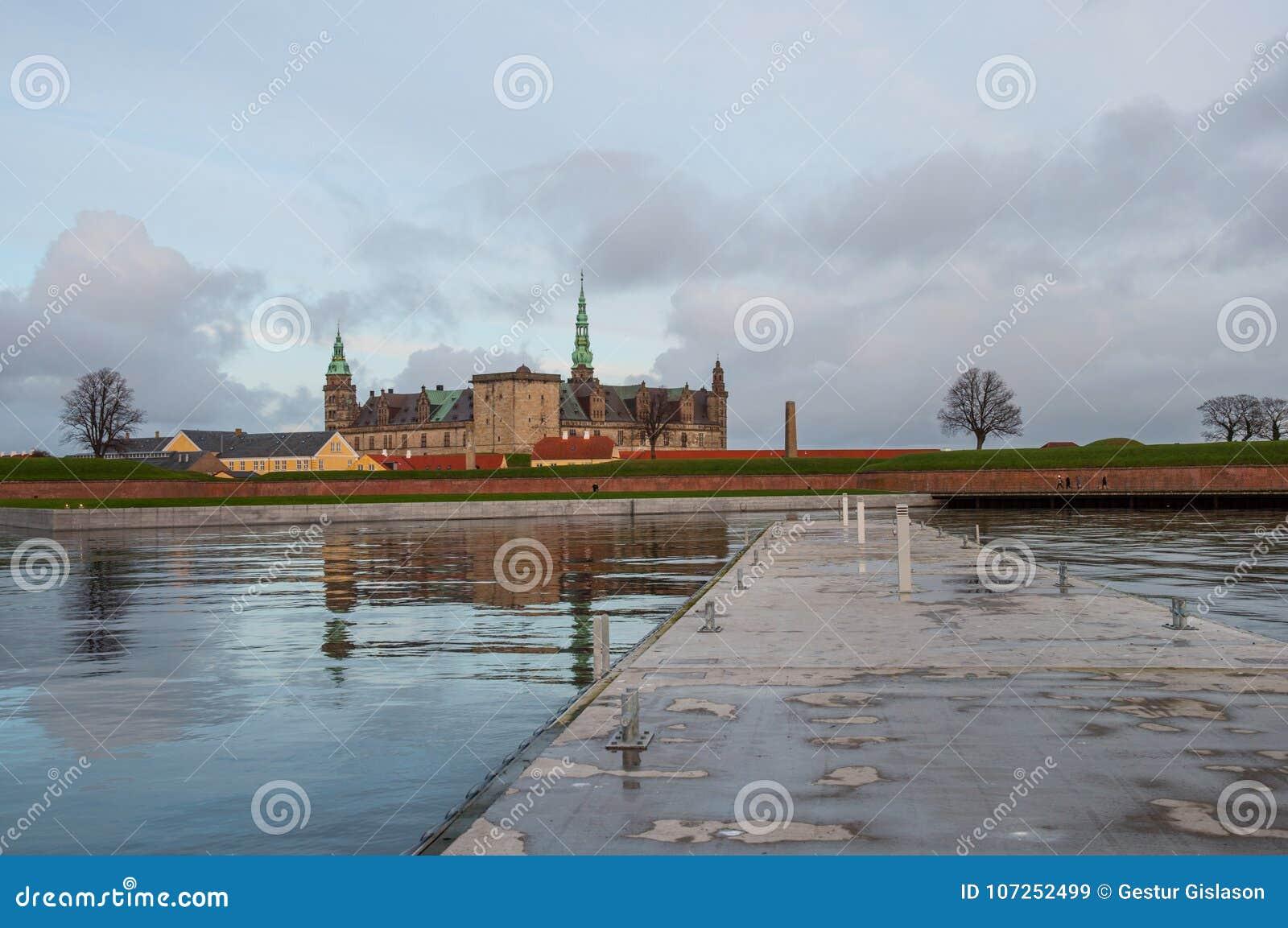 Kronborg Castle στη Δανία