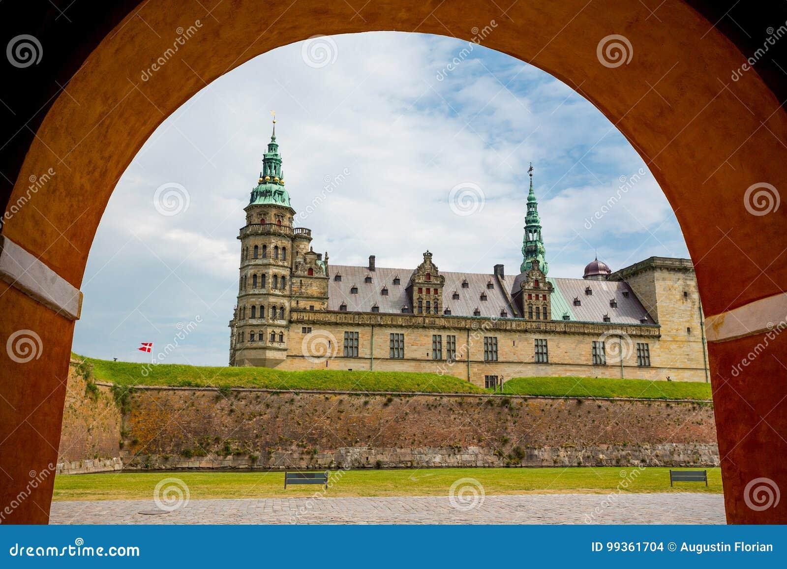 Kronborg Schloss, Helsingör, Dänemark