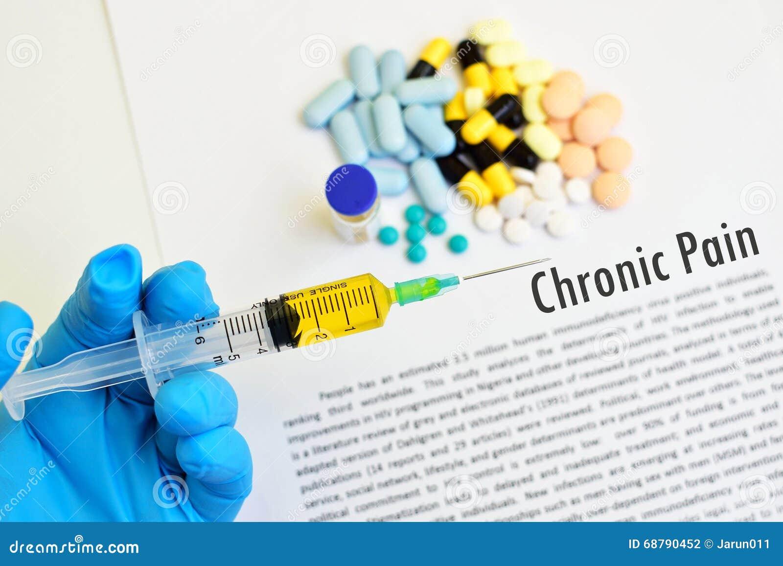 Kroniskt smärta
