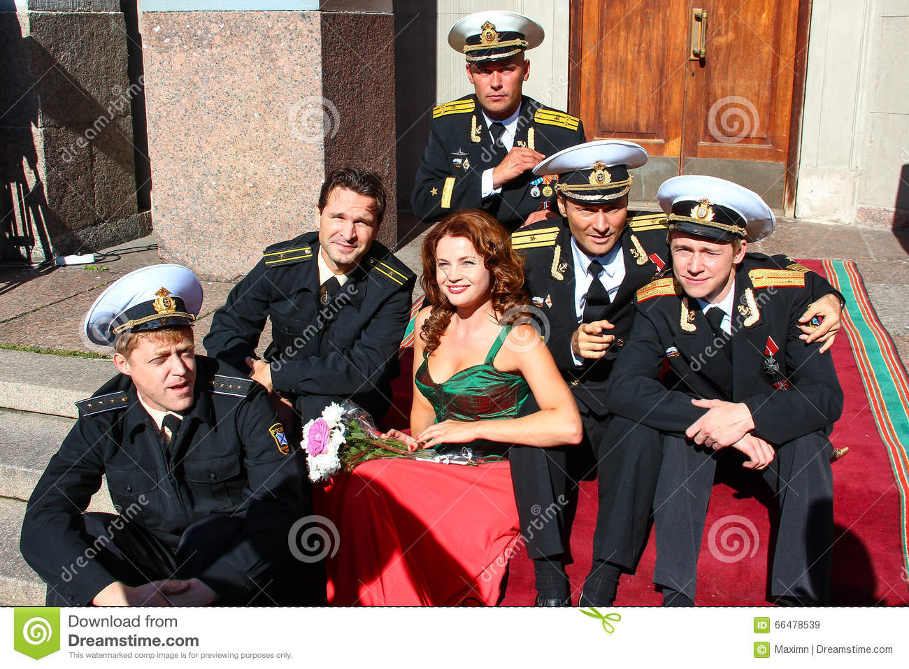 What are the Russian TV series about doctors