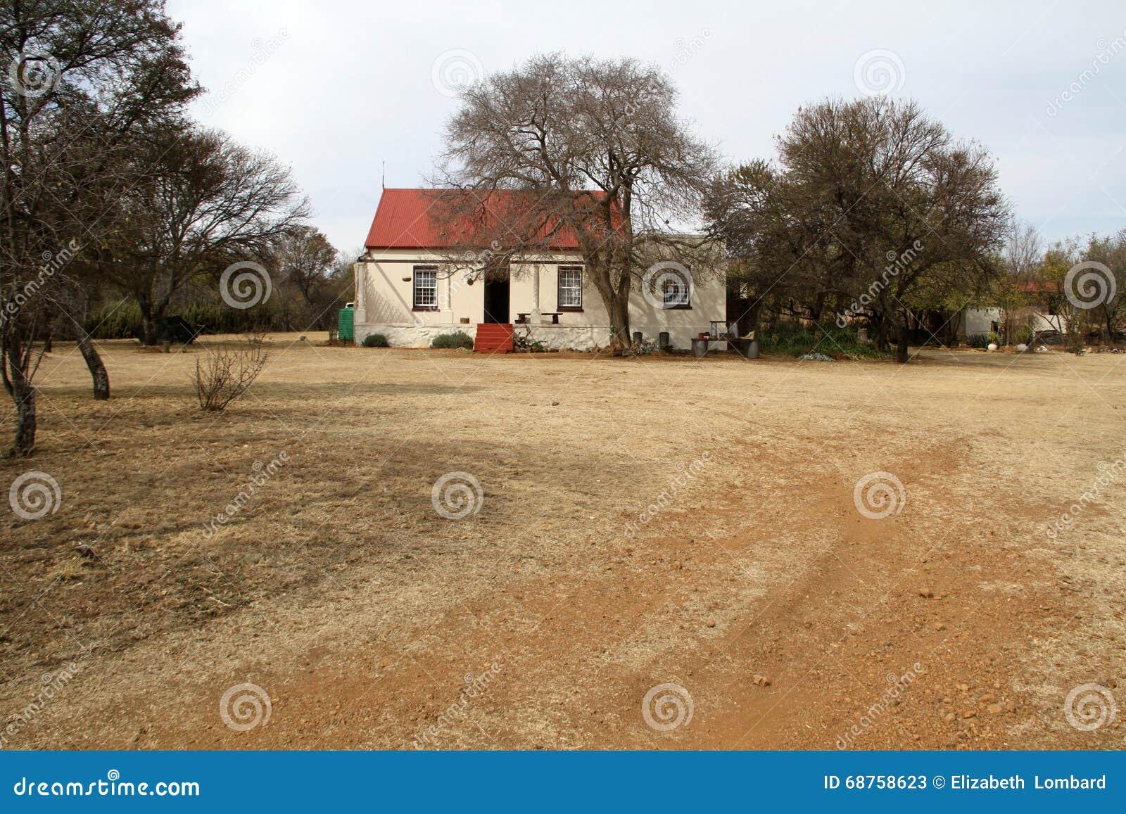 Krugerskraal, зона Venterskroon