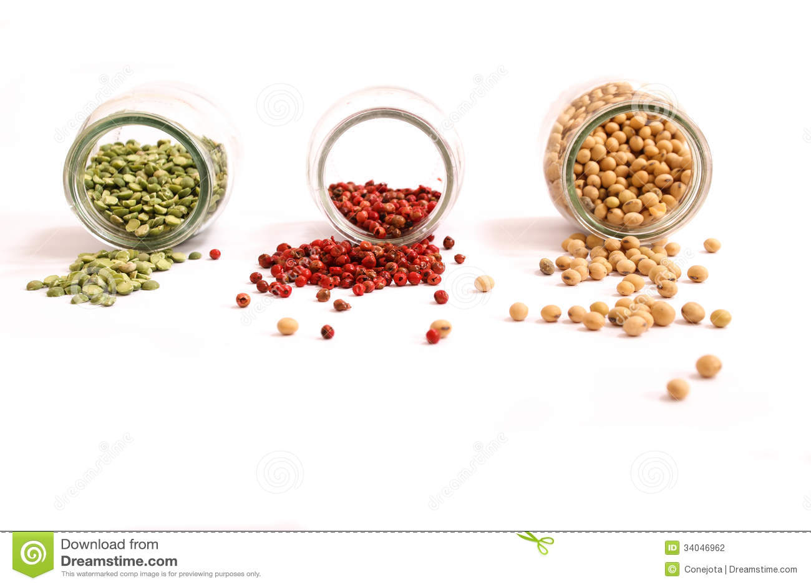 Kruiden en peulvruchten