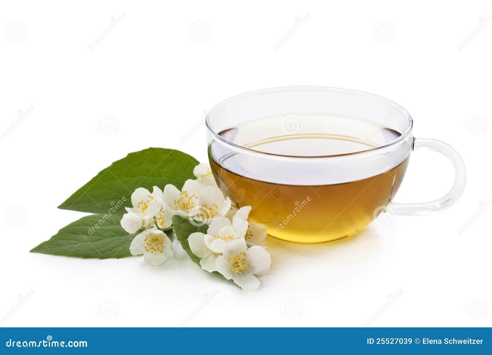 Kruiden jasmijnthee