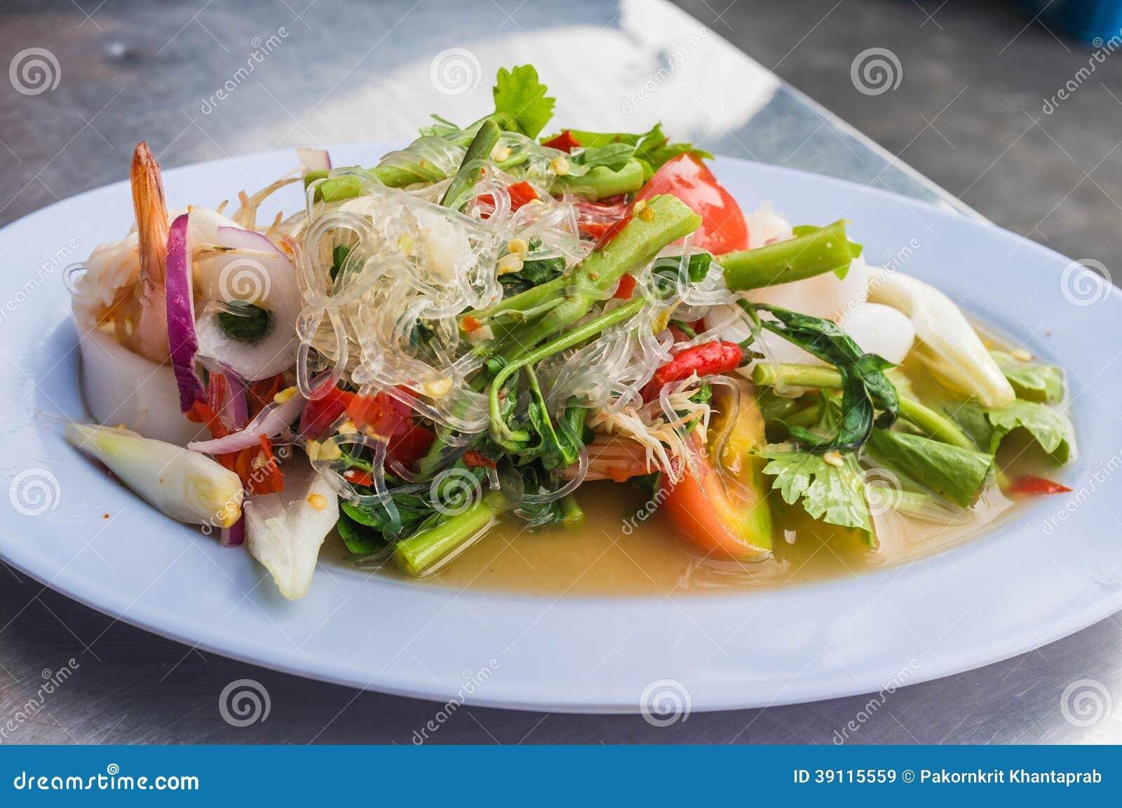 Kruidige Salade