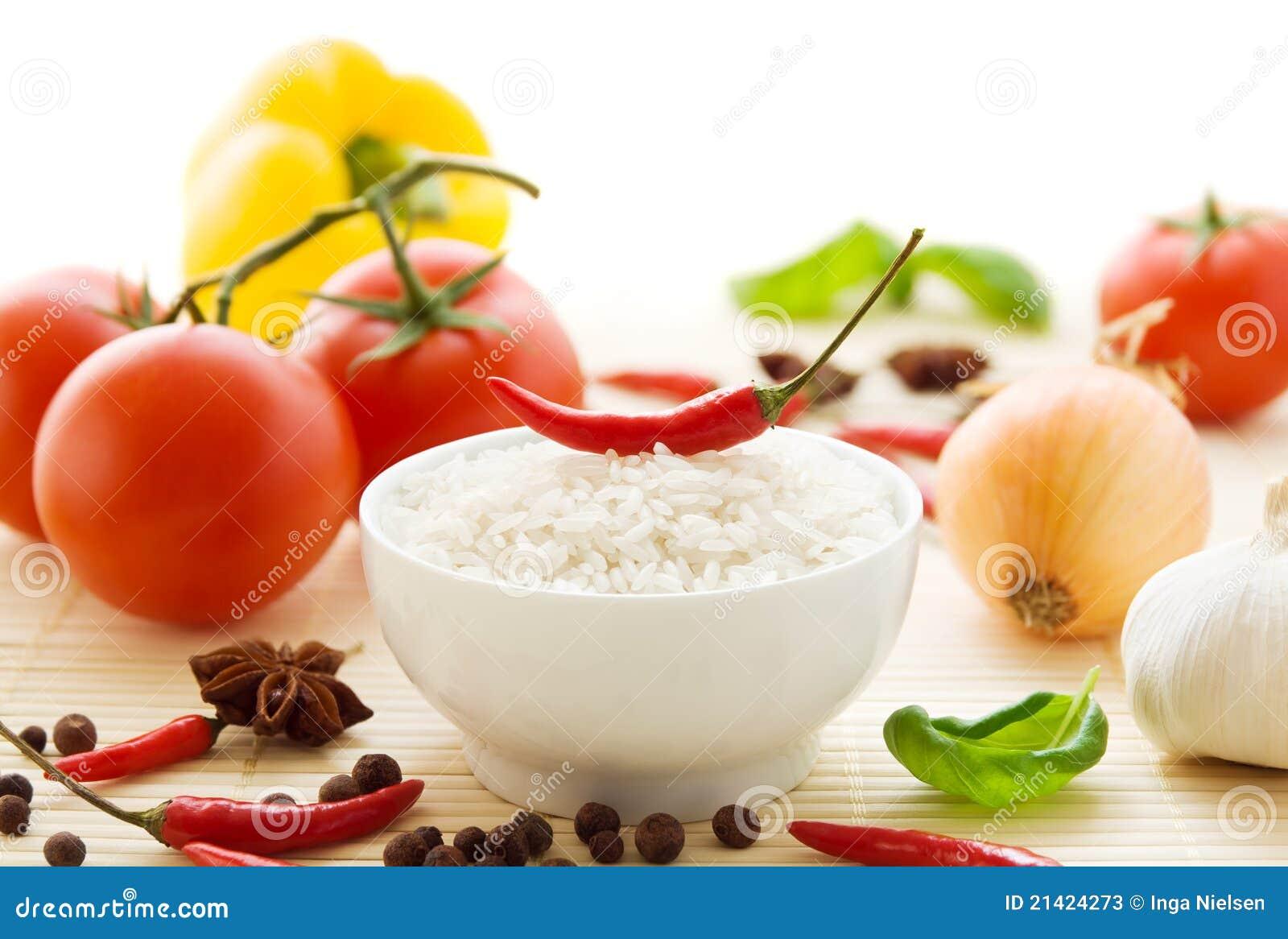 Kruidige voedselingrediënten