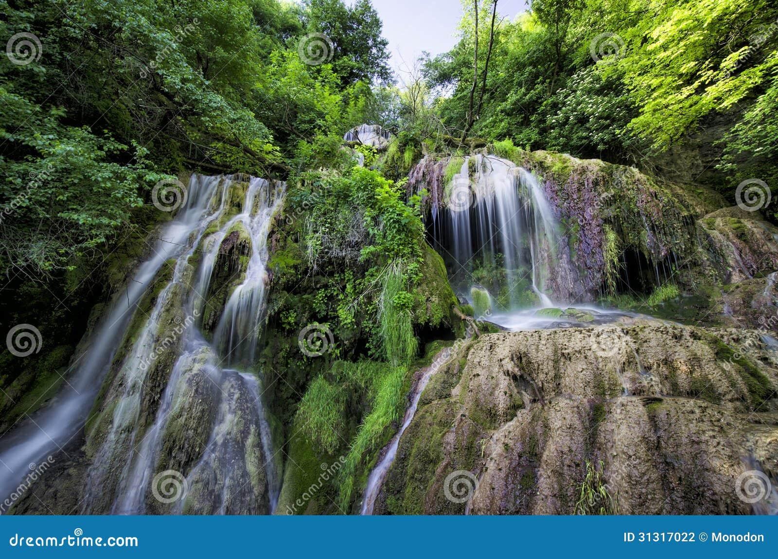 Krushuna-Wasserfälle 3