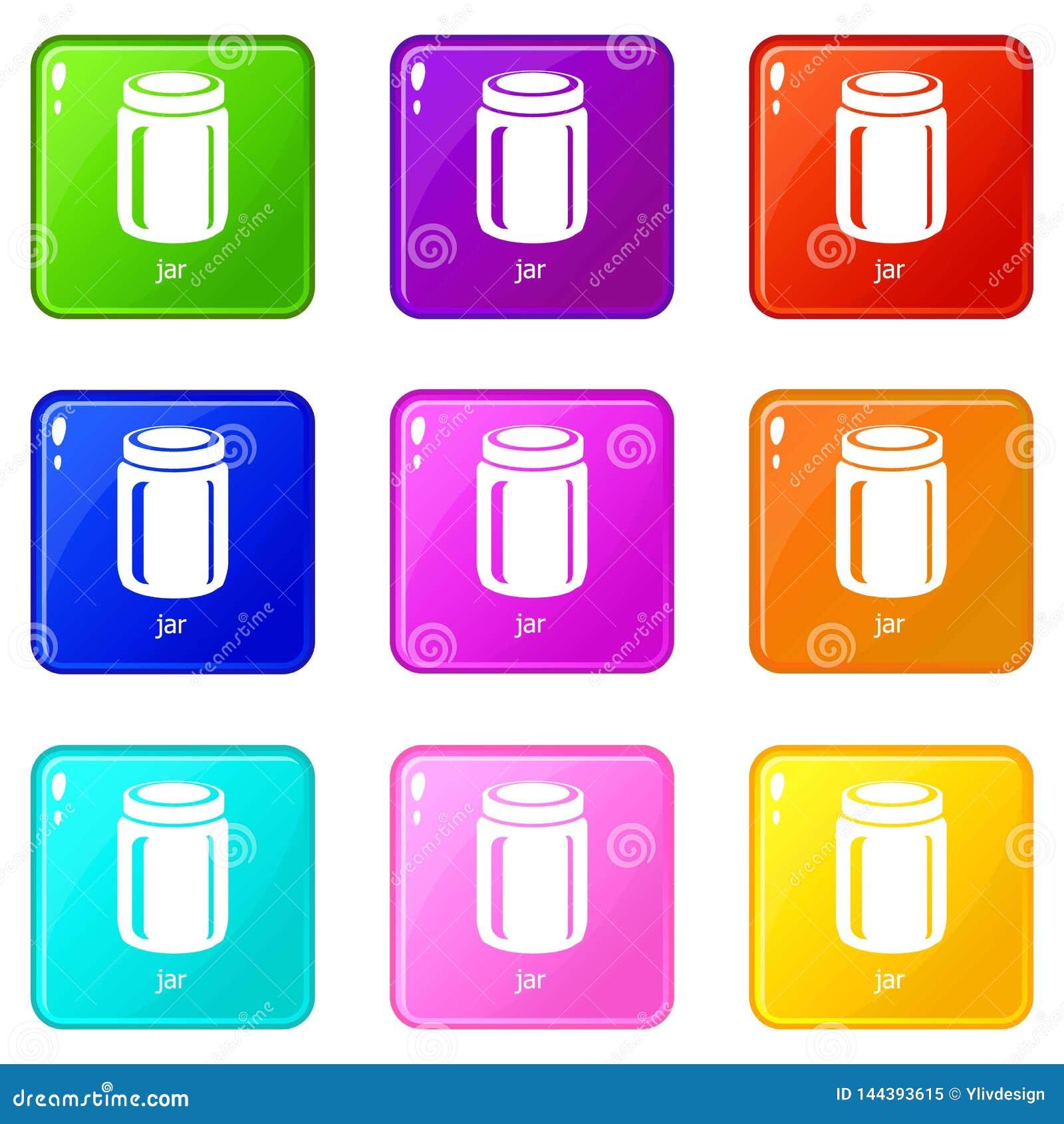Krussymboler ställde in samlingen för 9 färg