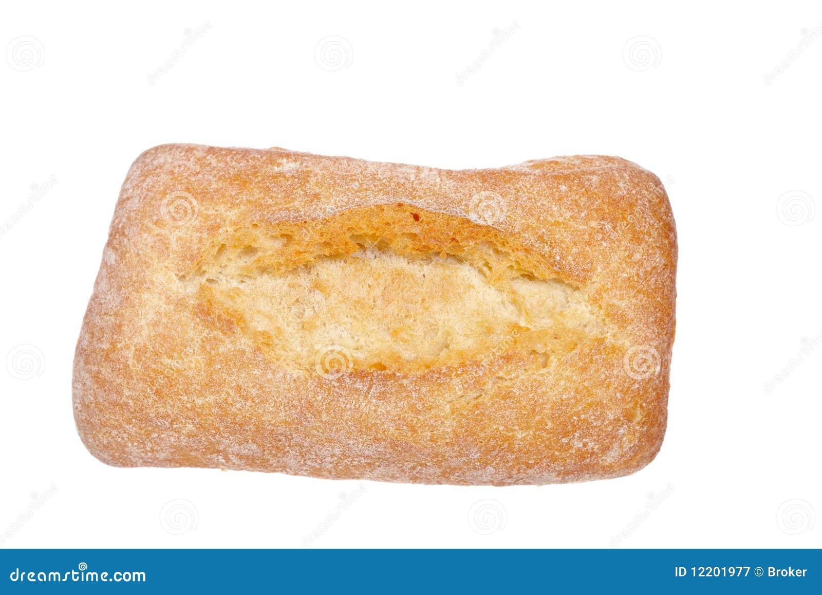 Krustiges Brotbrötchen