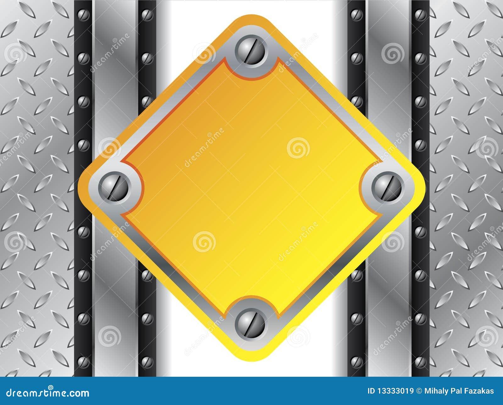 Kruszcowy półkowy kolor żółty