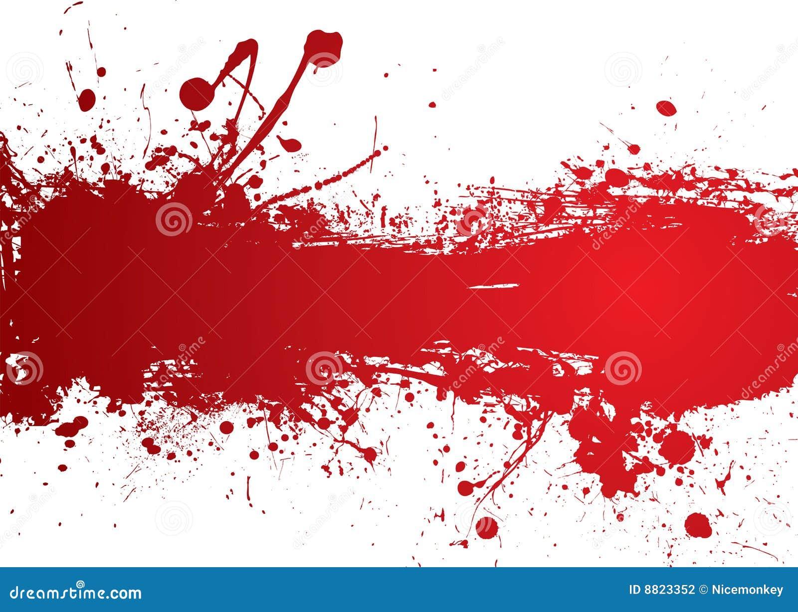 Krwionośny sztandaru pasek