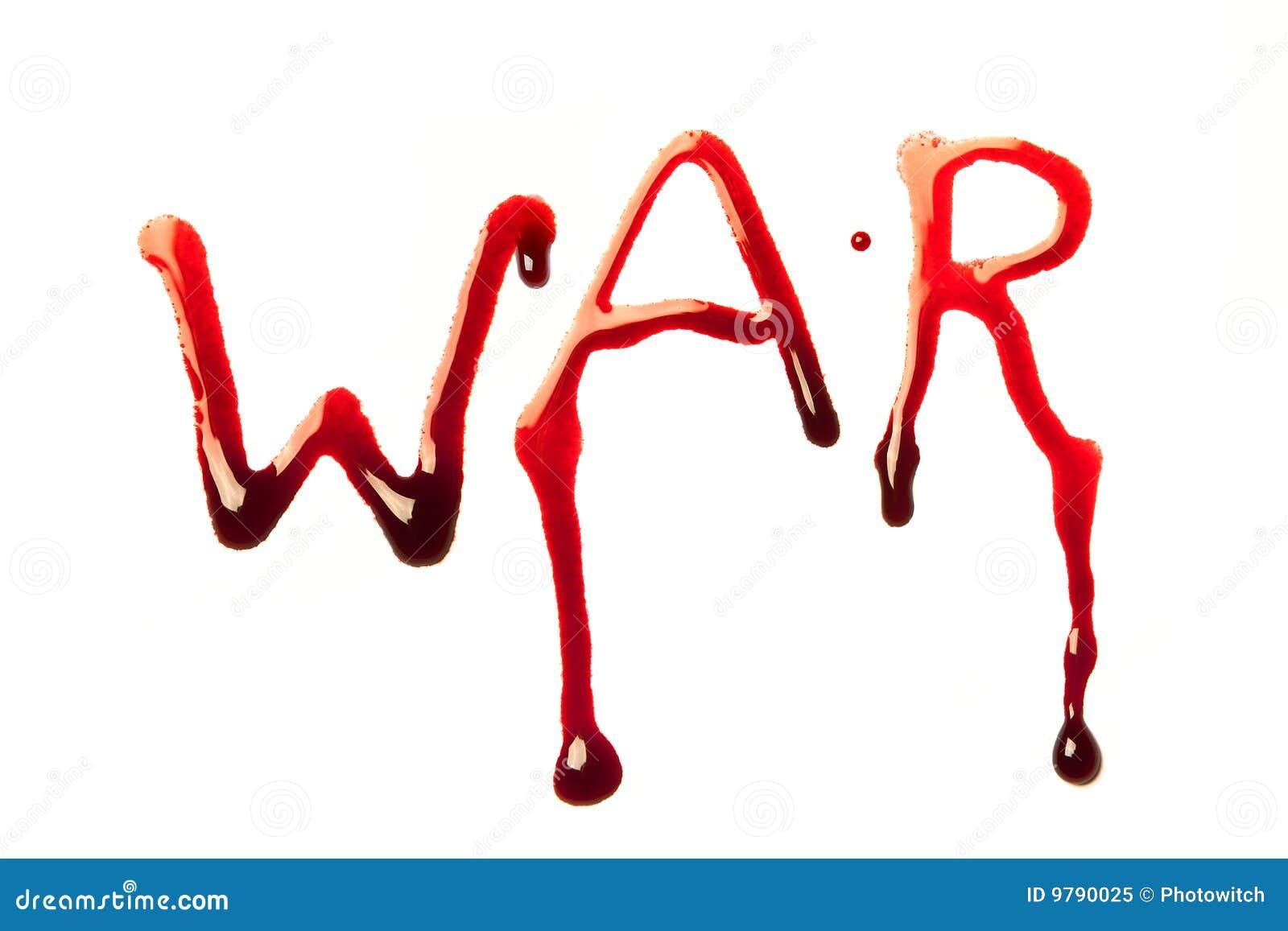 Krwista wojna
