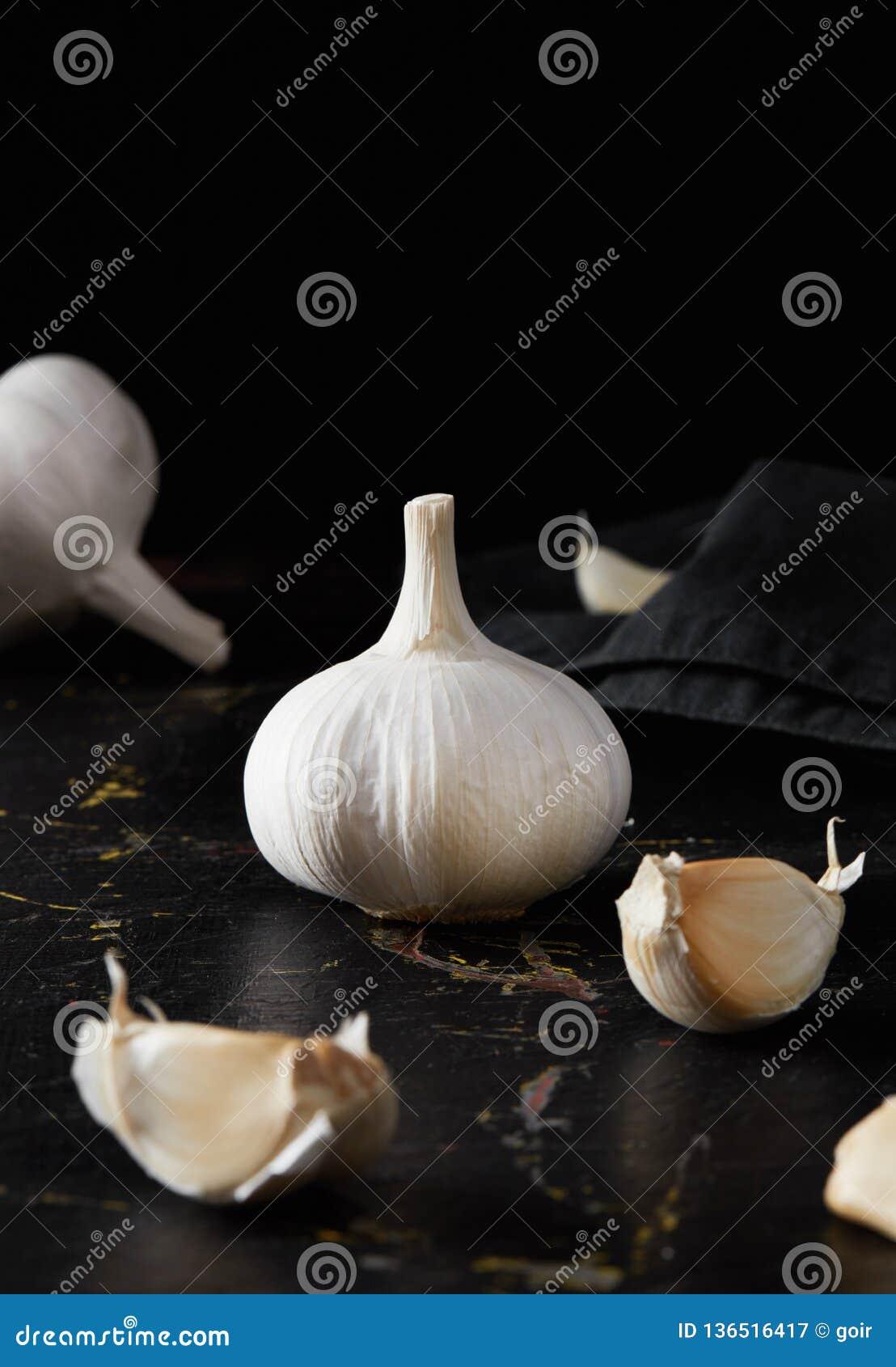 Kryddnejlika av vitlök