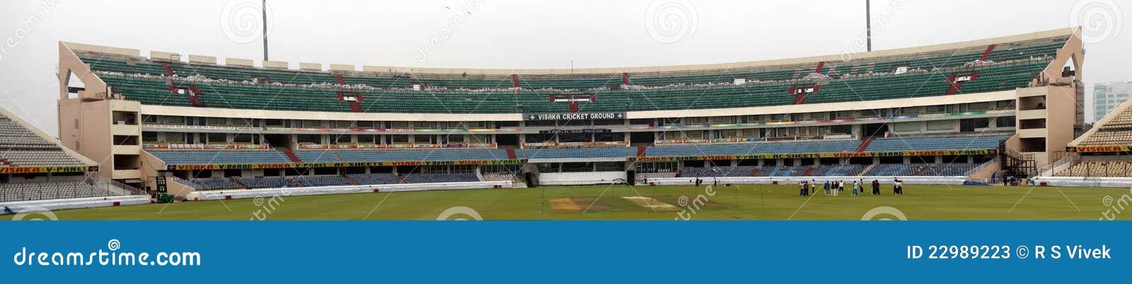 Krykieta Hyderabad stadium