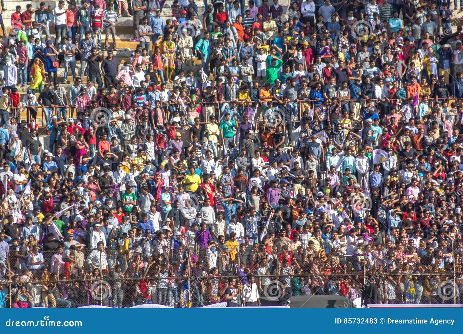 Krykieta tłum