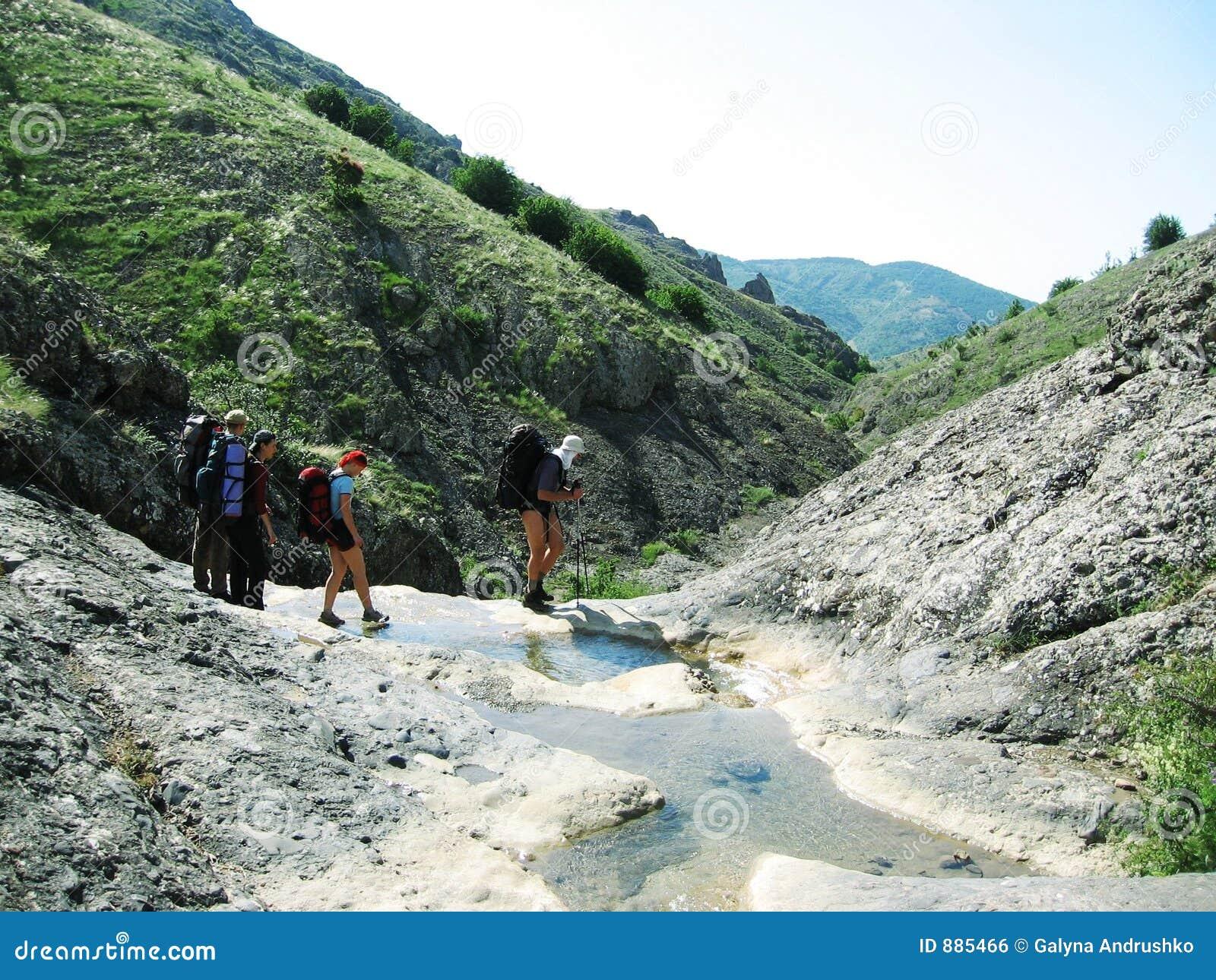 Krym panagia canyon