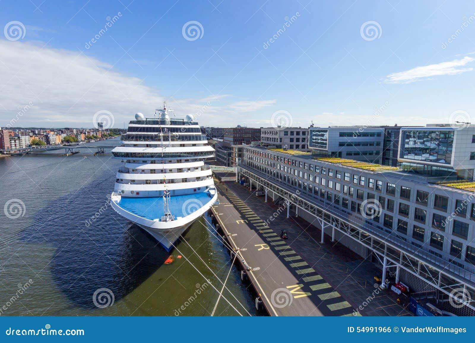 Kryssning Amsterdam