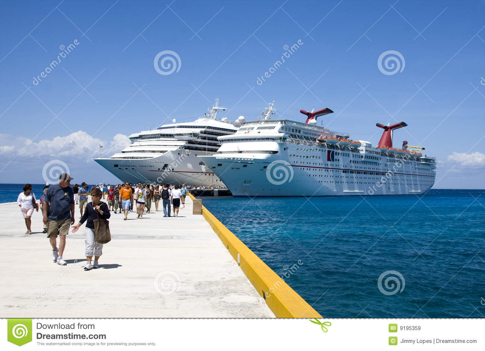 Kryssningportships