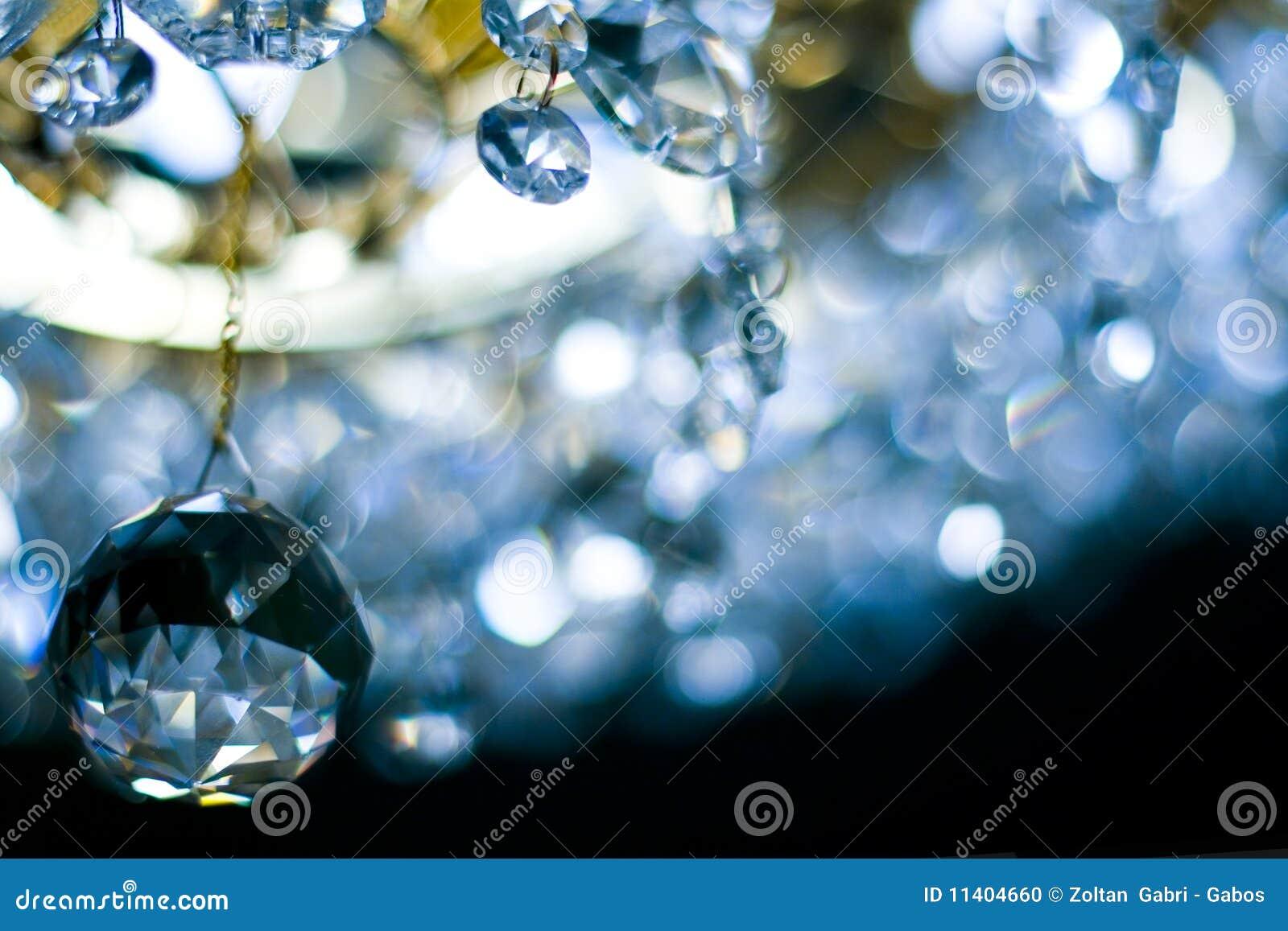 Krystaliczna lampa