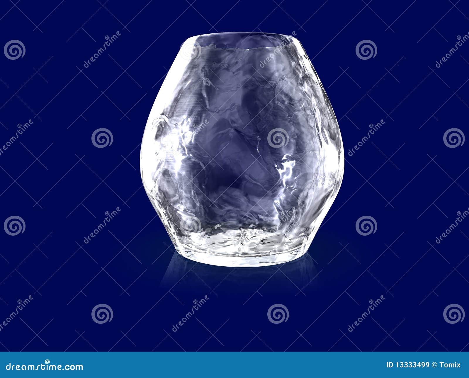 Krystaliczna waza