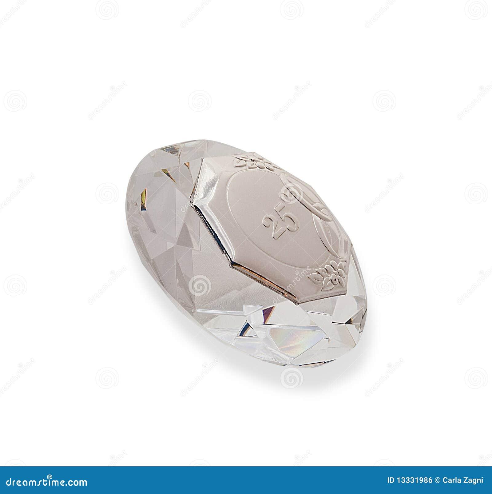 Krystaliczny diament