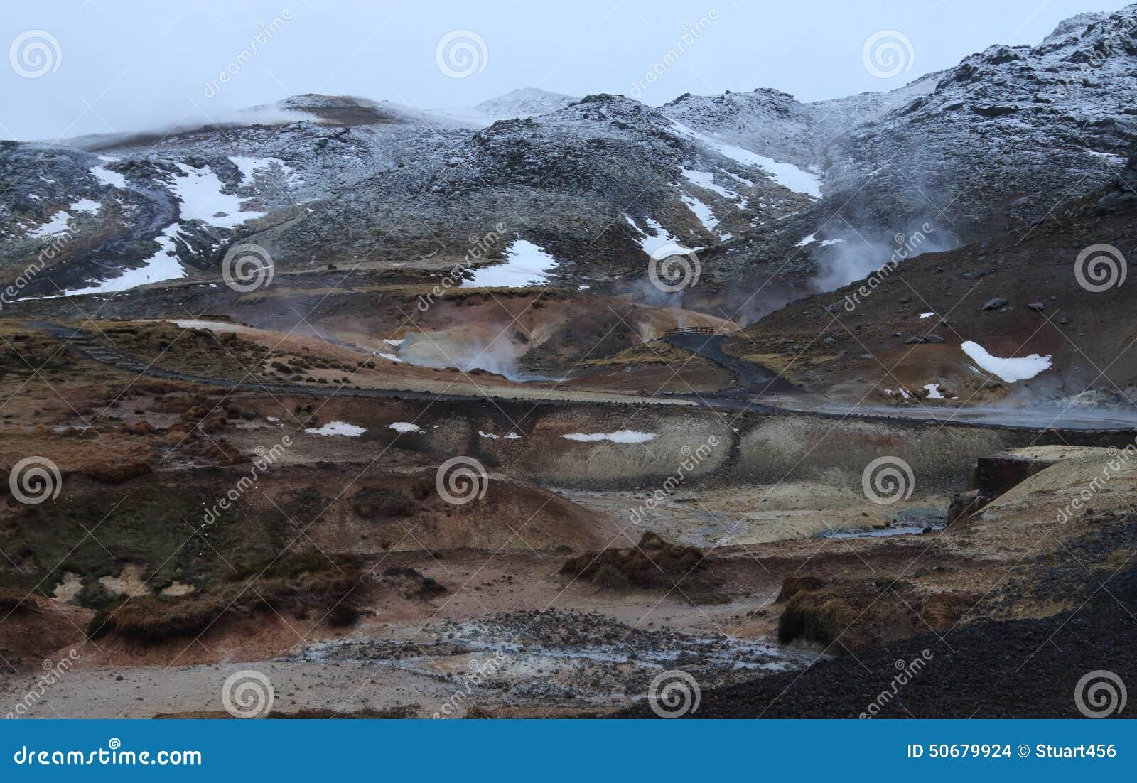 Download Krysuvik地热地区,冰岛 库存照片. 图片 包括有 地理, 欧洲, 火山, 喷气孔, 横向, 旅游业 - 50679924
