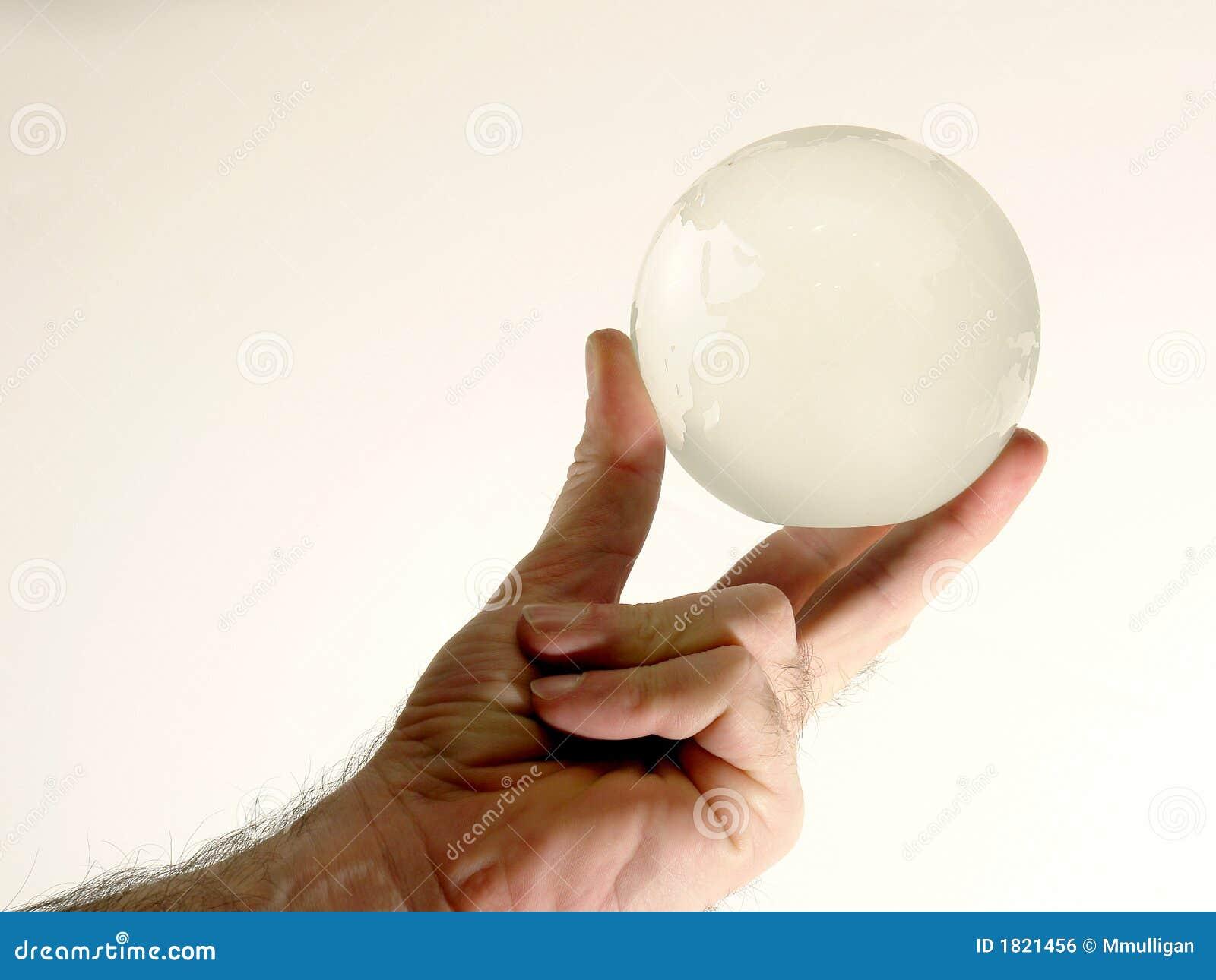 Kryształową kulę